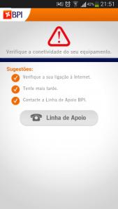 BPI error