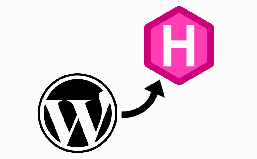 Migrated From WordPress to Hugo