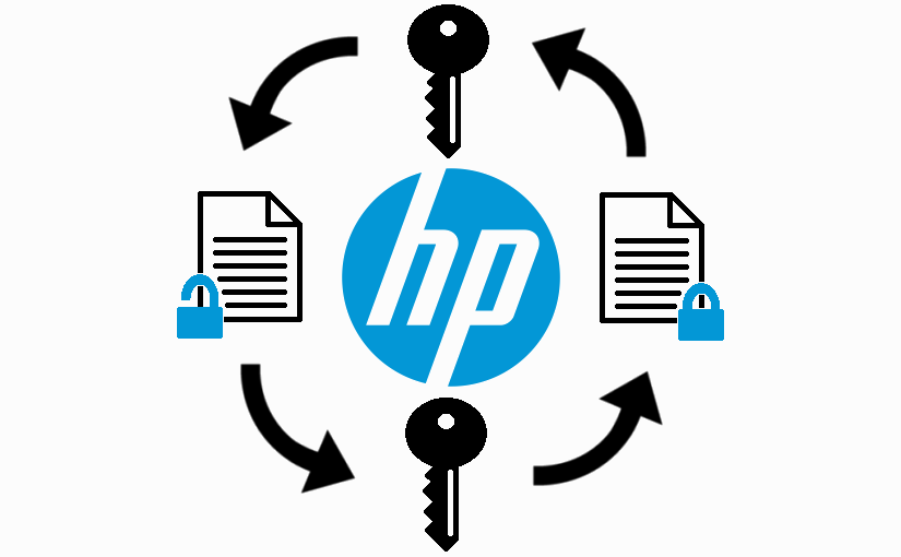 HPQPswd Encrypted Passwords Decryption